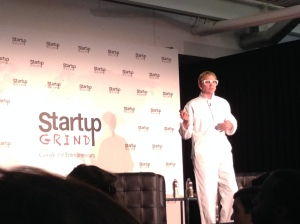 Method Co-Founder Eric Ryan with the best presentation of the day!