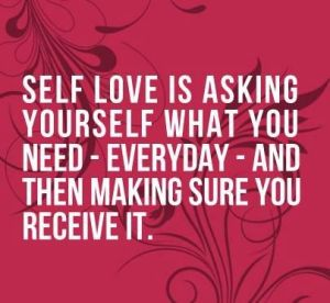 self love is