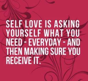 self love is