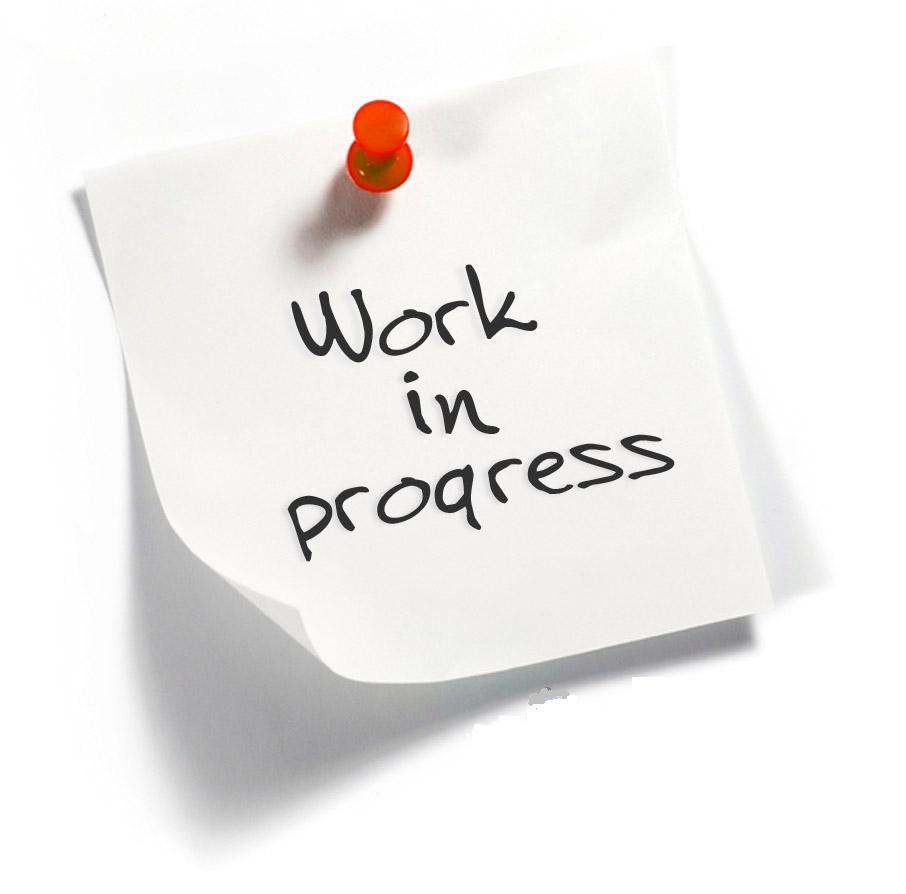 work in progress | Being Superwoman